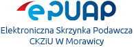 Elektroniczna Skrzynka Podawcza CKZiU w Morawicy