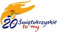Logo 20-lecia Województwa Świętokrzyskiego